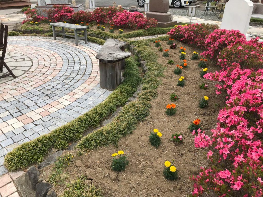 2019.6花植え_190605_0001